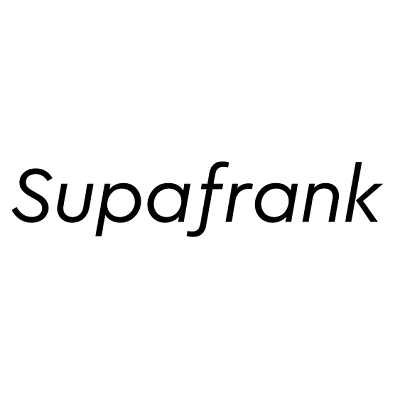 Supafrank branding and more